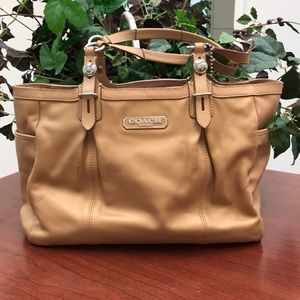 Coach Gallery Leather Tote